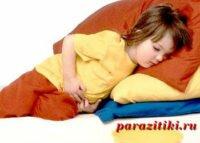 Аскариды у ребенка — как выявить паразитов и как от них избавиться?