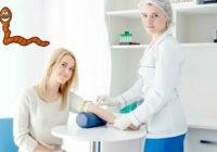 Лечение кровяного сосальщика у человека